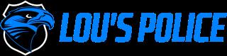 Lou's Police Logo